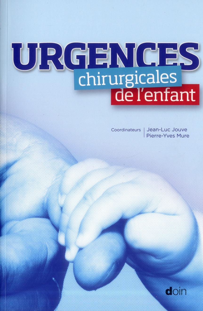 Urgences Chirurgicales De L'Enfant