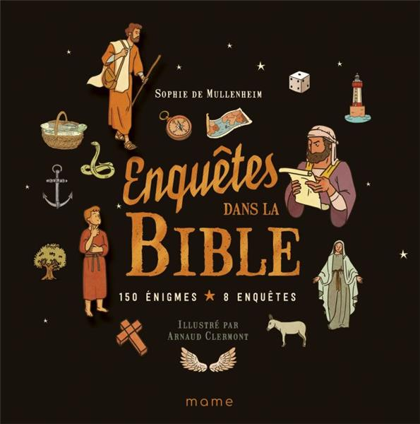 ENQUETES DANS LA BIBLE
