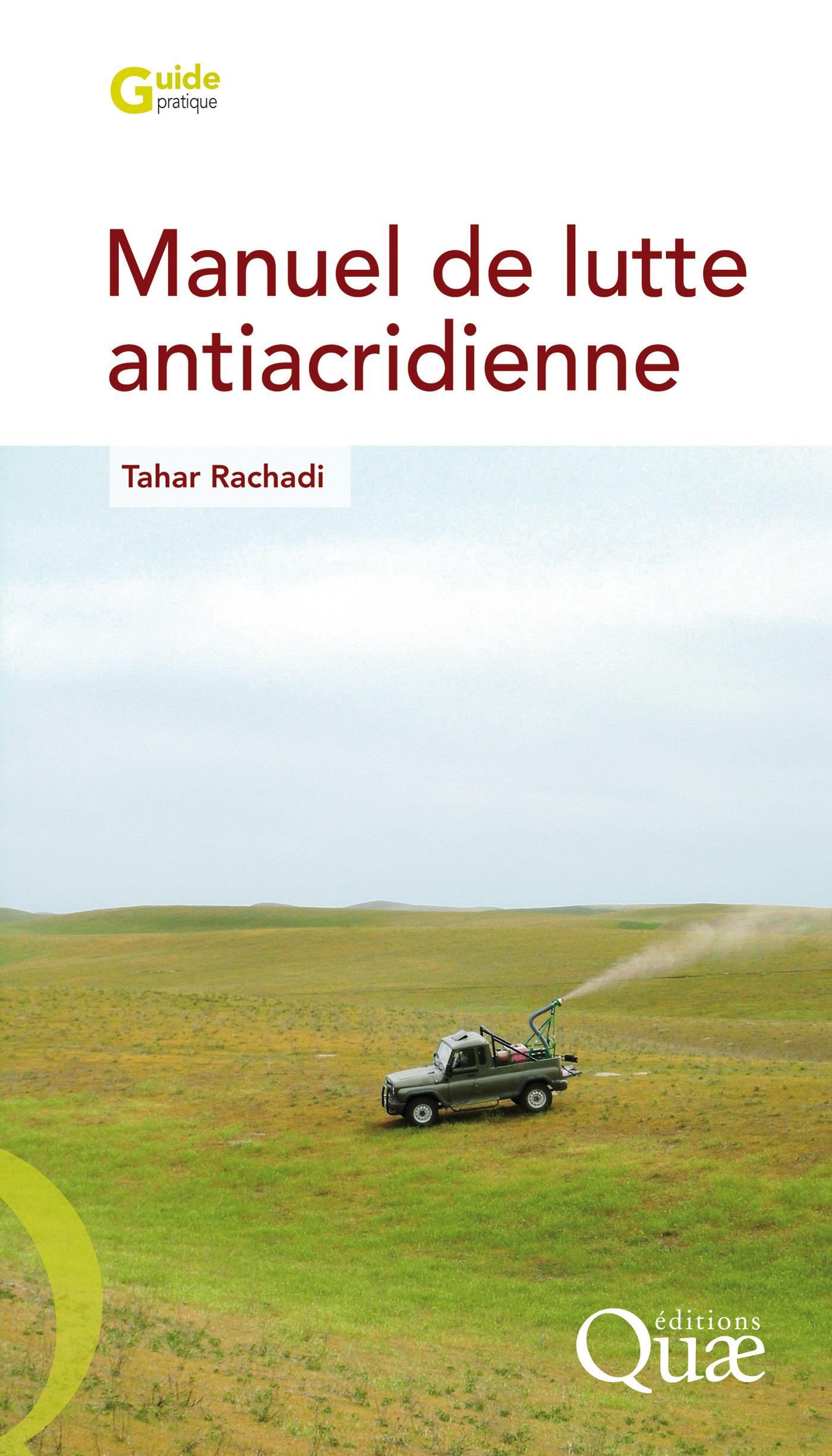 manuel de lutte antiacridienne