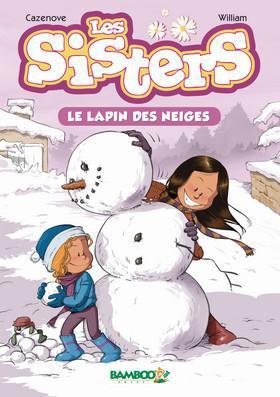 Les Sisters T.3 ; le lapin des neiges