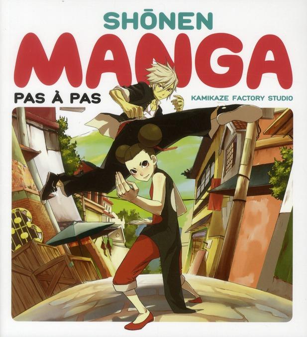 Shonen Manga ; Pas A Pas