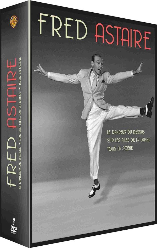 Fred Astaire: Le danseur du dessus + Sur les ailes de la danse + Tous en scène