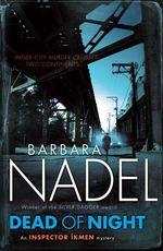 Dead of Night (Inspector Ikmen Mystery 14)  - Barbara Nadel