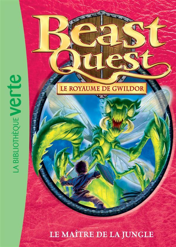 Beast Quest T.34 ; le maître de la jungle