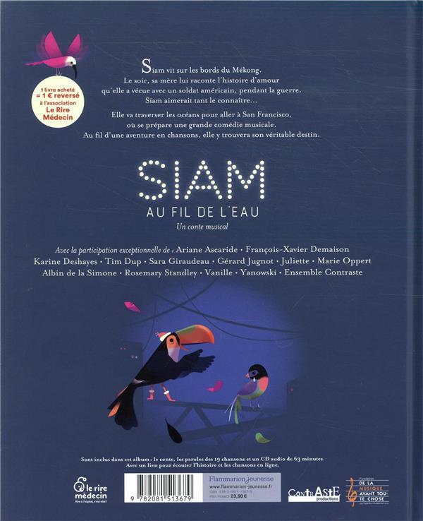 Siam, au fil de l'eau