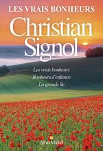 Vente Livre Numérique : Les Vrais Bonheurs - Compilation  - Christian Signol