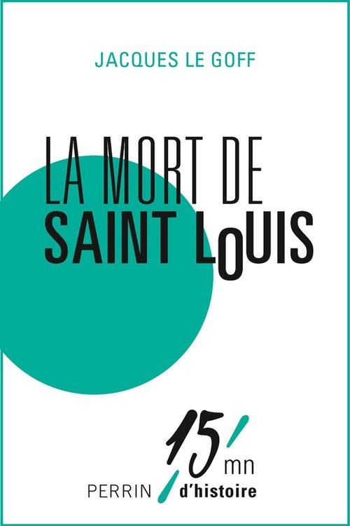 la mort de Saint Louis