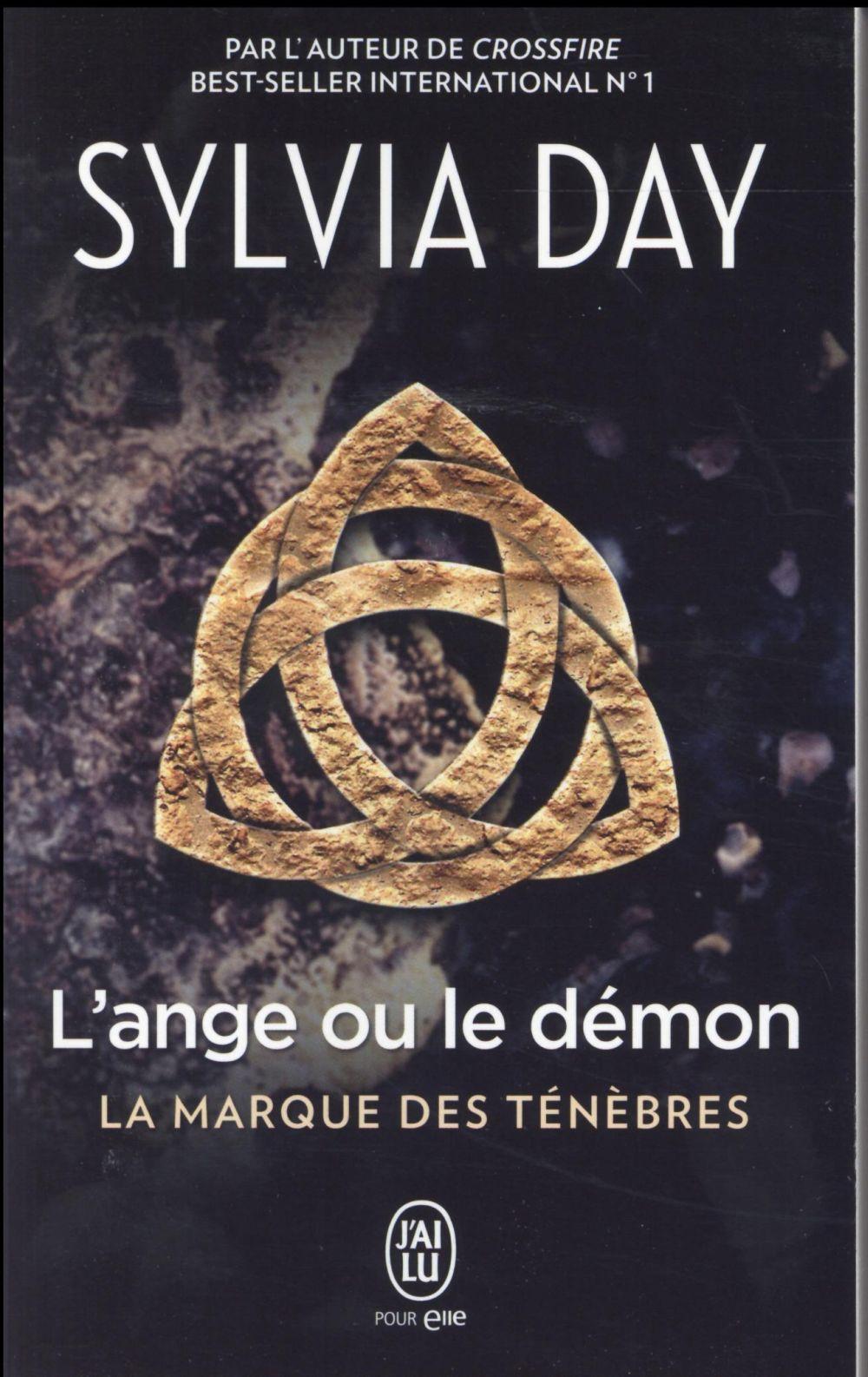 La marque des ténèbres t.1 ; l'ange ou le démon