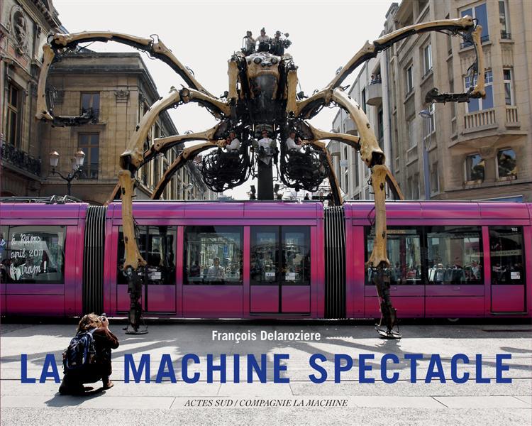la machine-spectacles