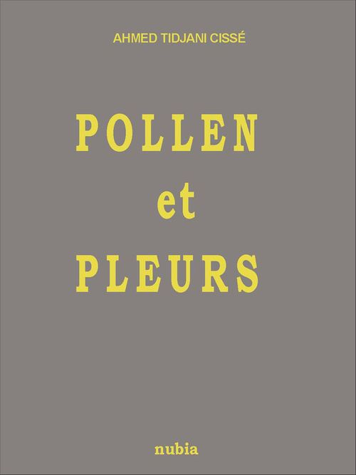 Pollen et pleurs