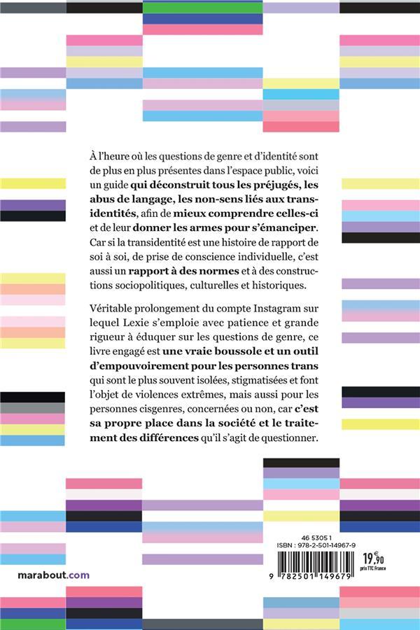 une histoire de genres ; guide pour comprendre et défendre les transidentités