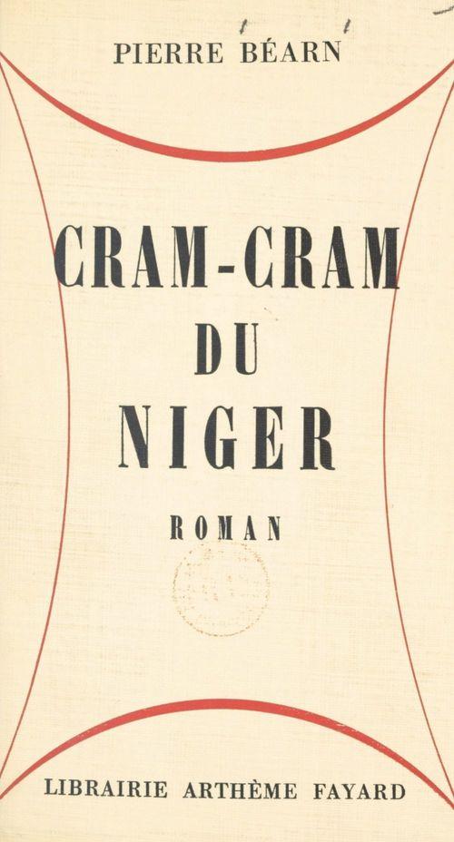 Cram-cram du Niger