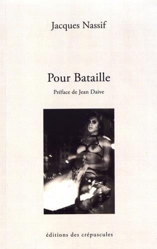 POUR BATAILLE