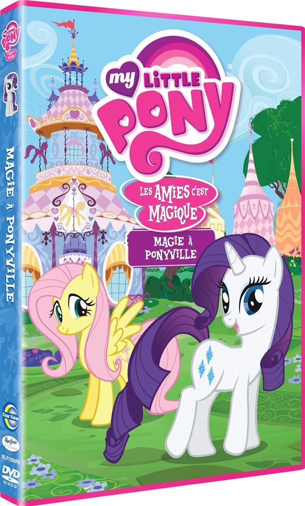 My Little Pony : Les amies c'est magique ! - Vol. 5 : Magie à Ponyville