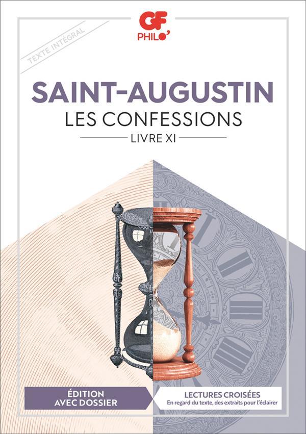 Les confessions ; livre XI