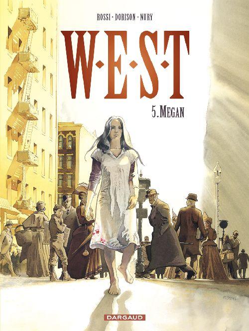 W.E.S.T t.5 ; Megan