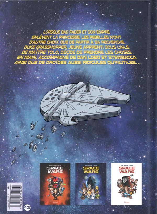 Space wars t.2