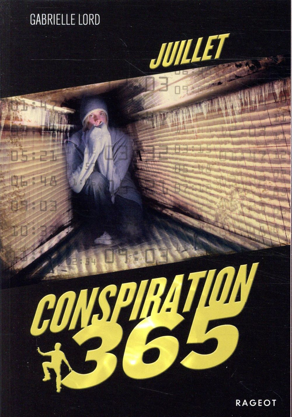 CONSPIRATION 365 T.7  -  JUILLET LORD, GABRIELLE