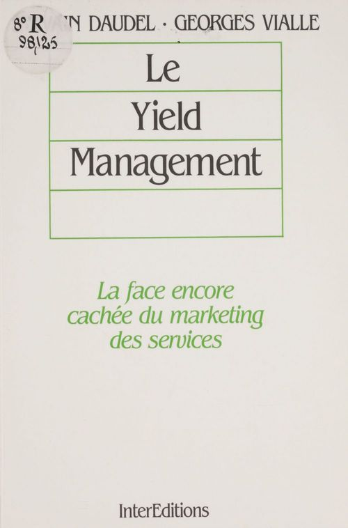 Yeld management