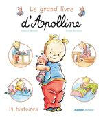 Vente EBooks : Apolline ; le grand livre d'Apolline  - Didier Dufresne
