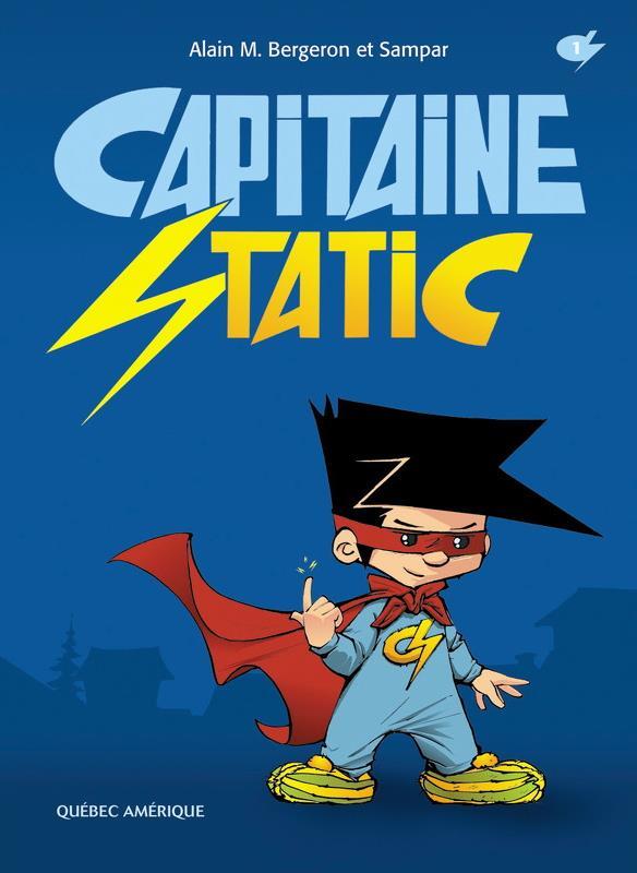 Capitaine Static T.1