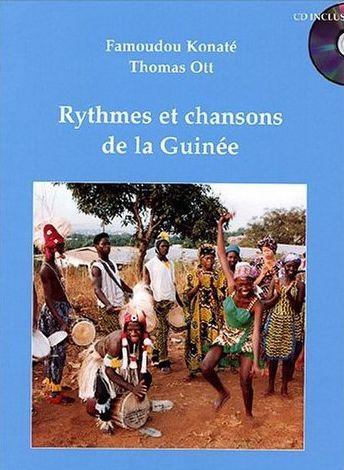 Konate Ott Rythmes Et Chansons De La