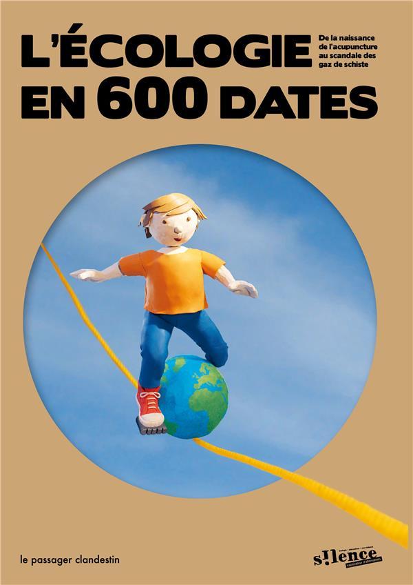 L'écologie en 600 dates
