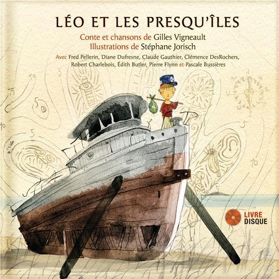 Leo et les presqu'îles
