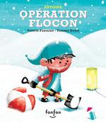 Vente AudioBook : Opération flocon  - Valérie Fontaine