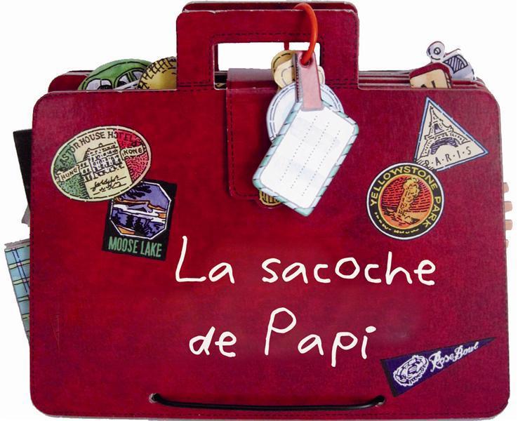 La sacoche de Papy