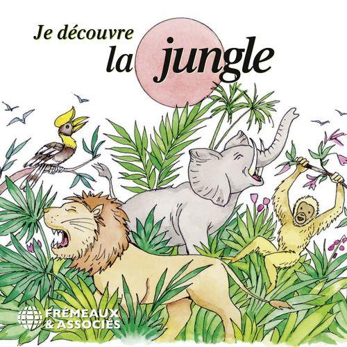 Vente AudioBook : Je découvre la jungle  - Pierre Huguet