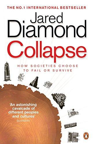 Collapse ; now societies choose to fail or survive