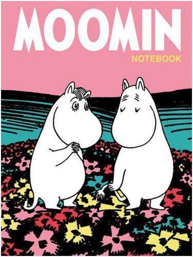 Moomin  notebook