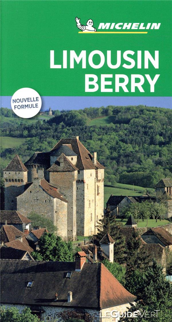 LE GUIDE VERT  -  LIMOUSIN BERRY