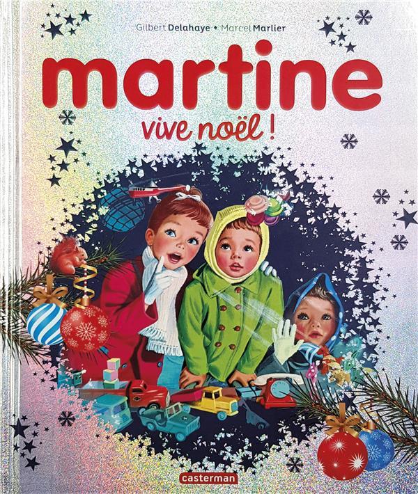 Martine, vive noel 2020