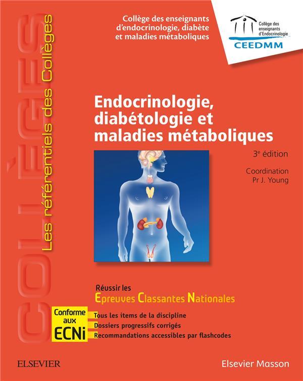 Endocrinologie, diabétologie et maladies métaboliques