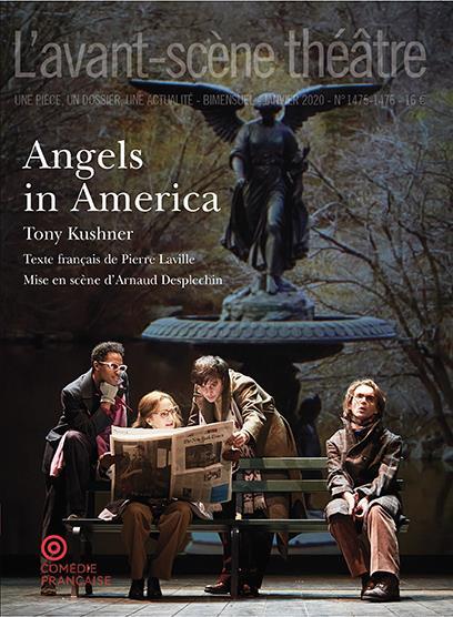 REVUE L'AVANT-SCENE THEATRE N.14751476  -  ANGELS IN AMERICA