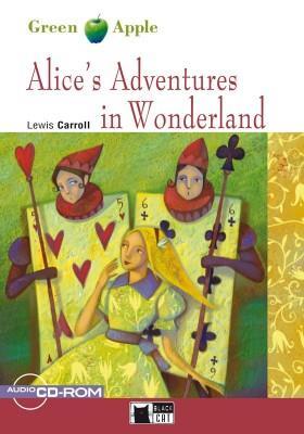 Alice's adventures in wonderland+cdrom a1 starter