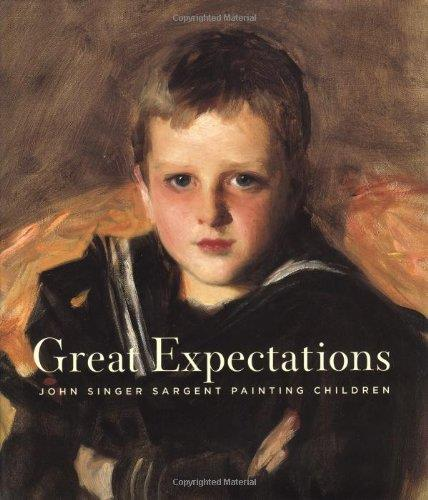 sargent painting children: great expectations