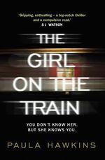 Vente Livre Numérique : The Girl on the Train  - Paula Hawkins