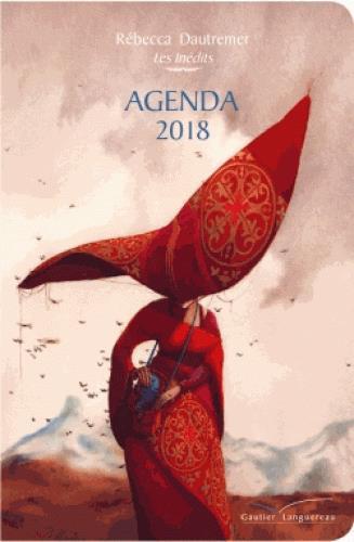 Agenda civil Rebecca (édition 2017/2018)