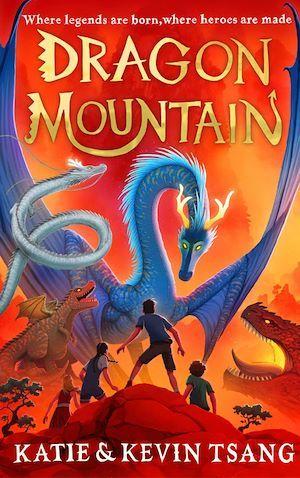 Dragon Mountain T.1 ; dragon mountain t.1