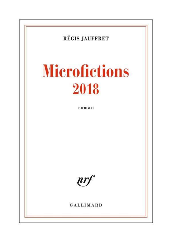 Microfictions 2018