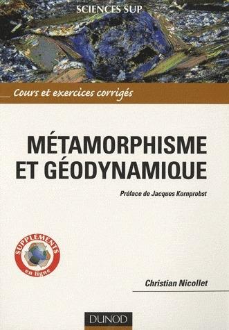 Metamorphisme Et Geodynamique - Cours Et Exercices Corriges