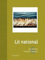 Vente Livre Numérique : Lit national  - Joy Sorman - Frédéric LECLOUX