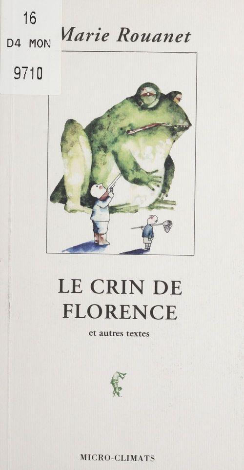 Le Crin de Florence