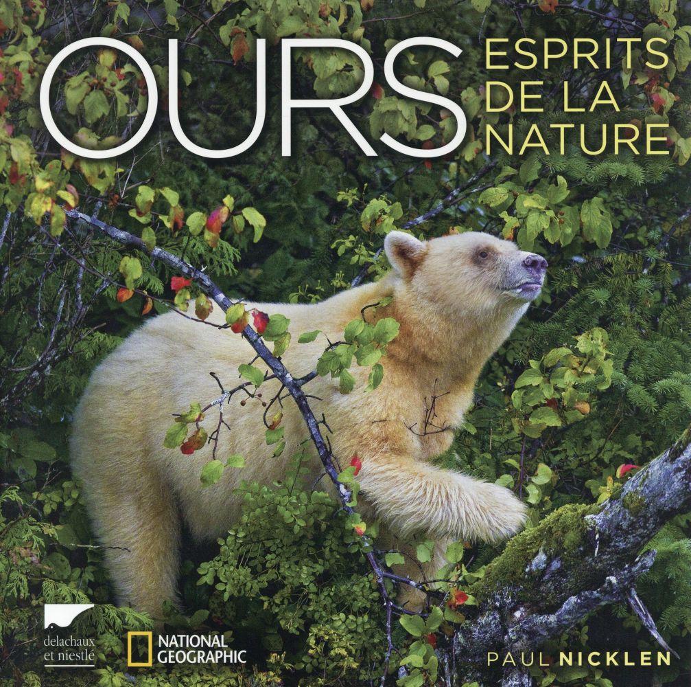 Ours ; esprits de la nature
