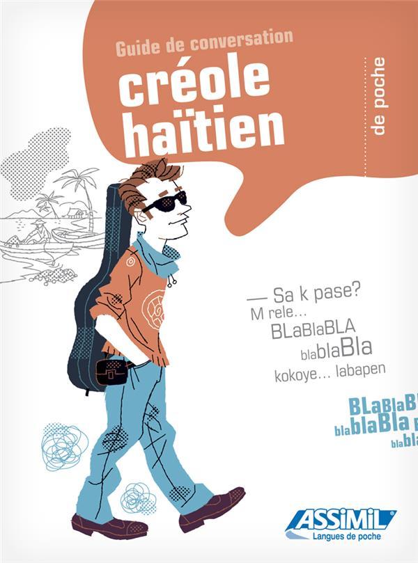 GUIDES DE CONVERSATION ; créole haïtien de poche