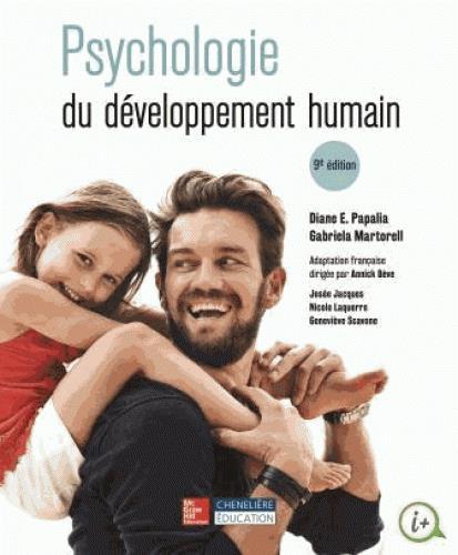 Psychologie du développement humain (9e édition)