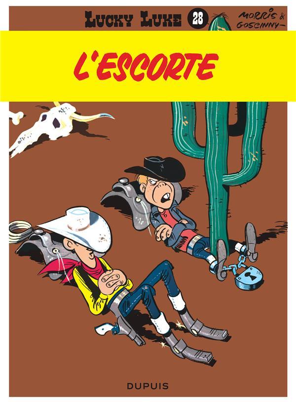 Lucky Luke T.28 ; L'Escorte